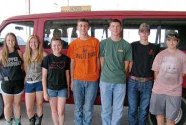 Upper FFA officers plan for upcoming year during retreat