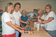 Forest-Wharton Food Pantry celebrates 15 years of helping families
