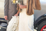 Frey, Sprang tie the knot