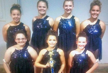 Twirlers win awards