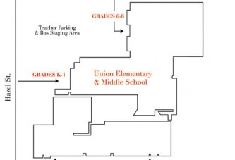 Union Elem., Upper Sandusky MS announces new entrance, exit policy