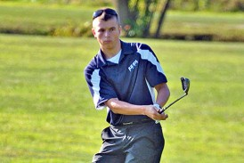 Kimmet shoots 42 to lead Carey to win