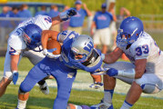 Craft leads Liberty-Benton to 28-6 victory at Wynford