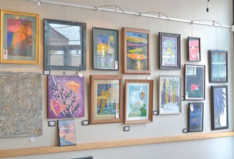 Artists' work displayed around Ohio