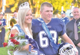 Blue Devils royalty