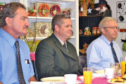 Mayor's breakfast well attended by many state and local officials