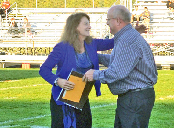 Two inducted into USHS Athletic HoF