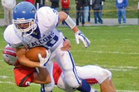 Pandora-Gilboa start fast, finishes strong in defeat of Riverdale
