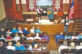 Evening of music set at historic Melmore town hall on Thursday