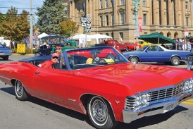 Classic vehicle owners fill Upper Sandusky in record year