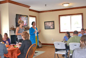 Monthly chamber luncheon offers look into Westbrook nursing facility