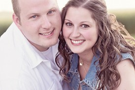 Smalley, Harrold to exchange vows