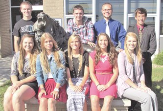 Royals homecoming court