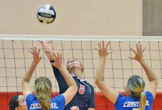 Mohawk gets easy sweep of Crestline
