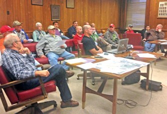 Commissioners approve plan to fix flooding behind Guardian Industries