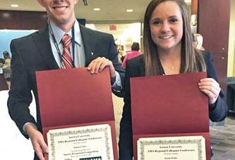 UF students win award
