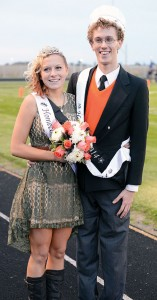 USHS homecoming royalty