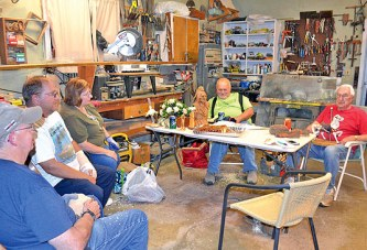 Wood carvers, led by Latham, find comradery in weekly gatherings