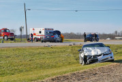 Myriad of accidents take place on roadways