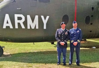 MHS grad joins Army after training in fire and emergency medical services