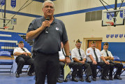 Riverdale students welcome speaker