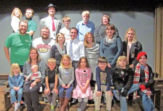 Many families part of Star production