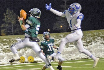 Tinora shuts out Wynford, 17-0