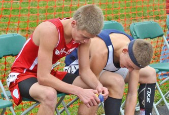 Cook finishes 34th again at state