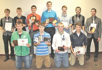 USHS boys soccer awards