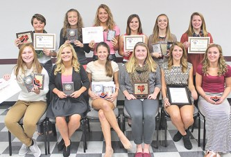 USHS girls soccer award winners