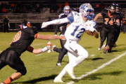 Wynford, Delphos Jefferson both run well, play tough defense