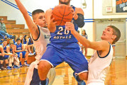 Carey continues hot shooting, runs away from Wynford, 85-56