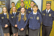 Parliamentary procedure contest offered to Upper FFA members