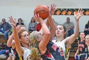 Warriors hit free throws, force 28 turnovers to top Eagles in opener