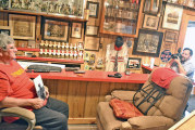 Local veteran featured at his home in nationwide photography project