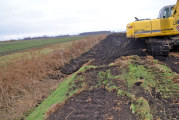 Three important ditch projects in process in county