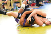 Dyer wins weight class; Upper Sandusky places 5th at Columbian