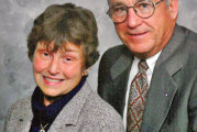 Sayres celebrate 50 years of marriage