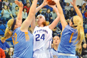 Fast start leads Wynford to 1st victory, 68-47 over River Valley