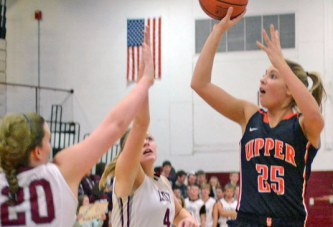 Willard's experience and height too much for Upper