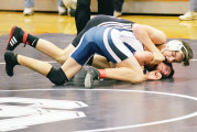 Carey gets key pins to beat Upper
