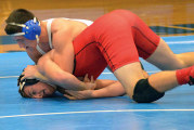 Bucyrus edges Riverdale, 39-30, in wrestling dual