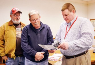 Elections officials encourage voting