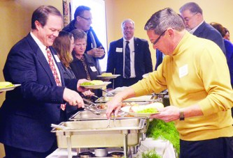 Carey chamber shares successes of year