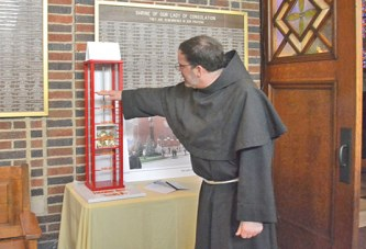 Our Lady of Consolation works to raise funds for elevator