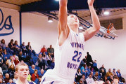 Wynford's strong finish not enough