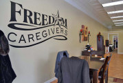 New health care businesses settle at 'Freedom Corner'