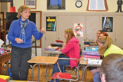 Longtime teacher named Ohio Health Professional of the Year
