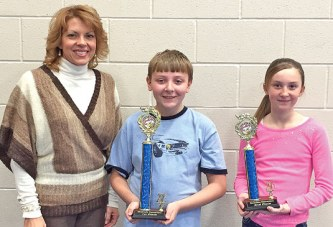 Riverdale students recognized as spelling bee winners for 2015