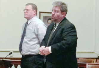 Former Carey officers pleads to new charge